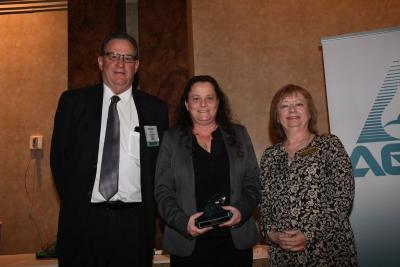 PVSC award
